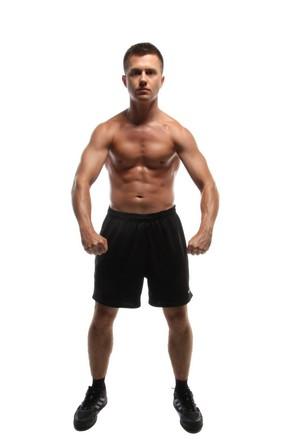 ćwiczenia na brzuch, klatkę, biceps, nogi, ćwiczenia w domu